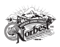 1-color Norbest logo